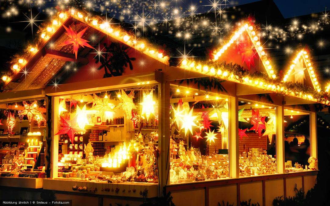 Vegane Weihnachtsmärkte in Deutschland 2015