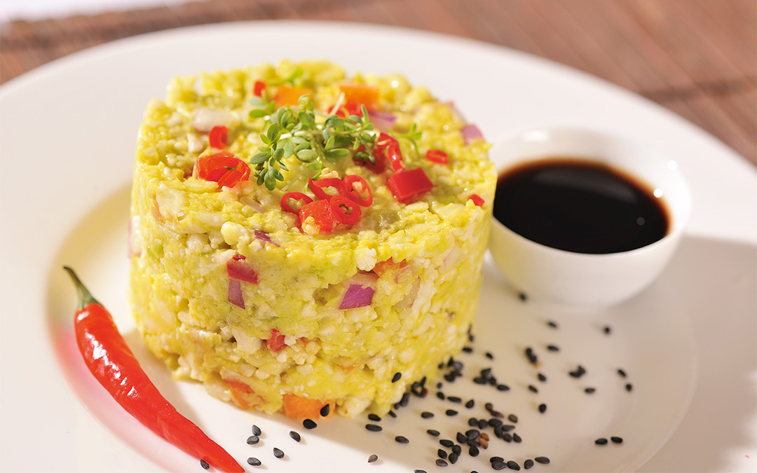 Curry-Couscous