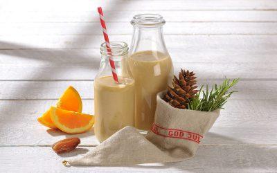 Hanf-Orangen-Shake