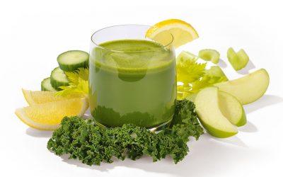Saft Grünes Wunder