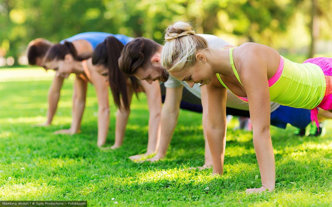 Sport im Freien – Rohkost-Experte Peter Dreverhoff über Freeletics Workout und Rohkost