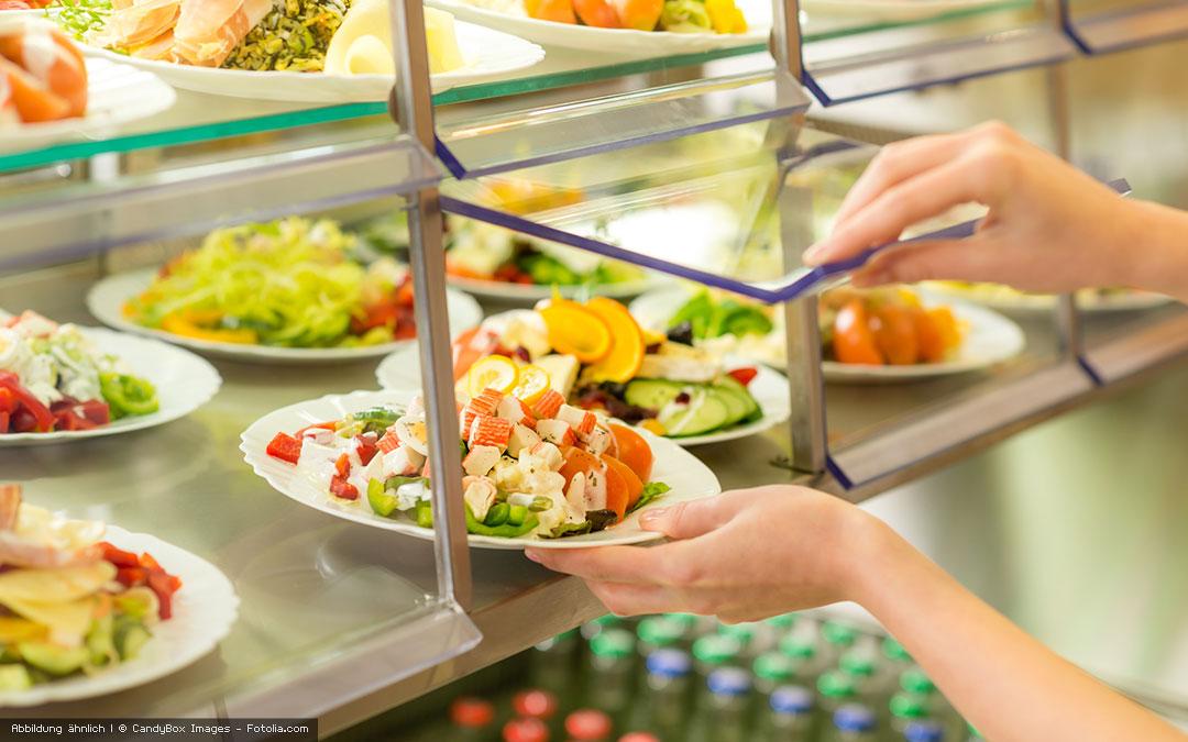 Rohköstliche Mittagspause bei Esprit: Keimling Naturkost als Gast-Caterer beim Modelabel