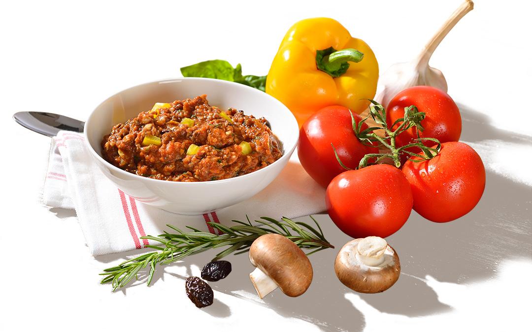 Chili sin Carne mit dem Vitamix Pro 750