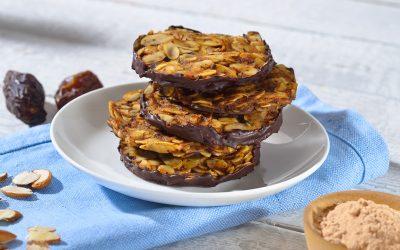 Florentiner Kekse mit Schokoladenguss nach Boris Lauser