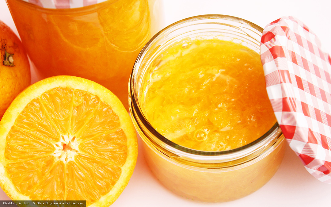 Rohkost Orangen Marmelade selber machen