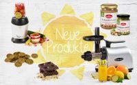 Neue Produkte im Keimling Sortiment
