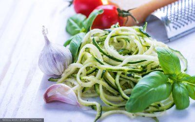 """Spiralschneider """"Le Rouet"""" für Gemüse-Spaghetti und Obst-Spiralen"""