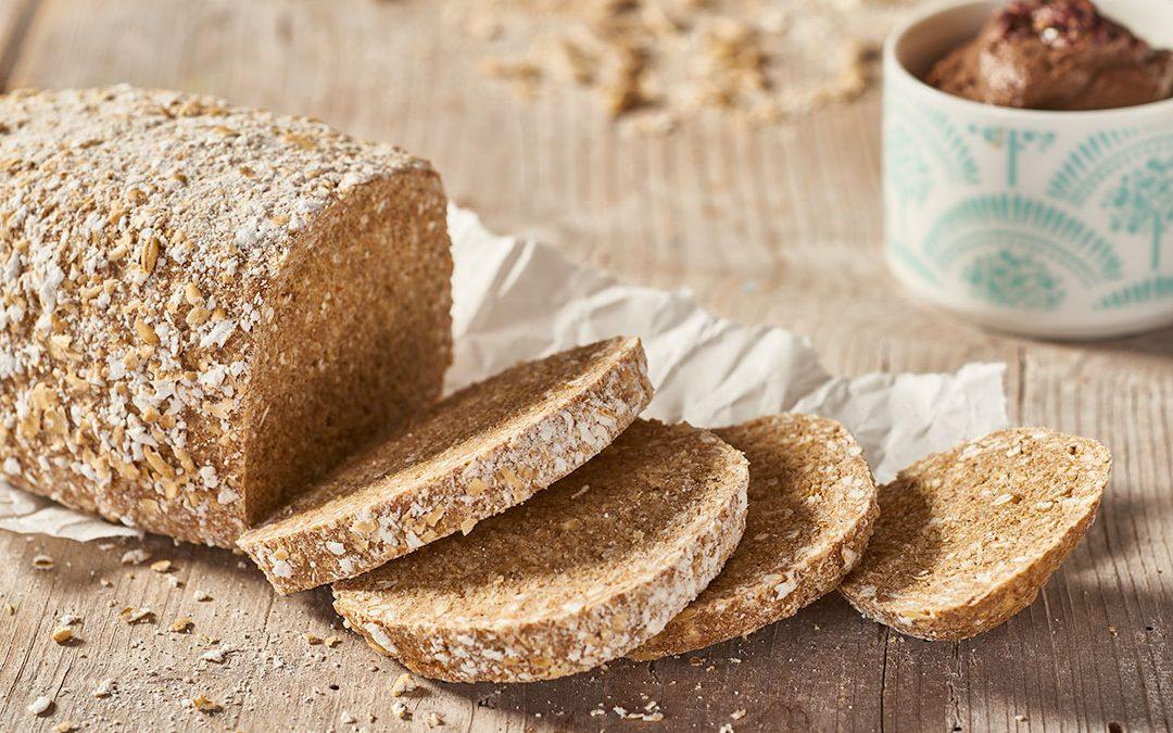 Hafer-Mandel-Brot: Rezept-Idee für Brot aus Haferflocken und Mandeln
