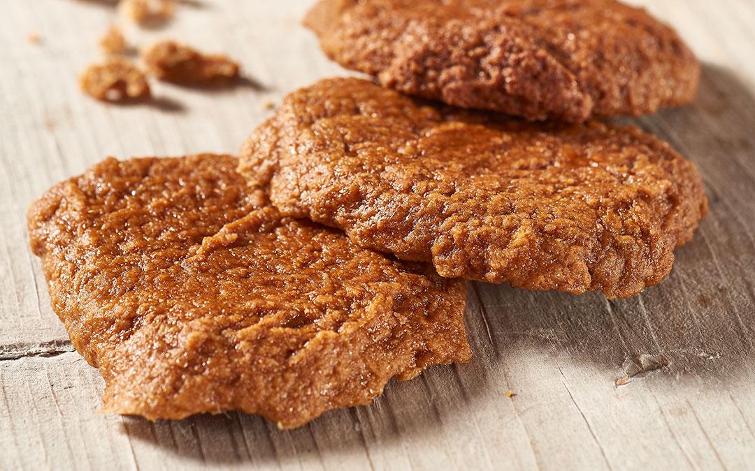 Kekse aus Mandeln und Ingwer für Klein und Groß