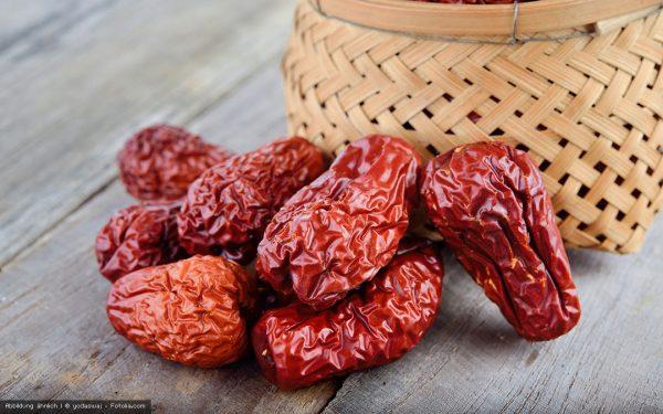 Chinesische Datteln – beliebte Beere in der Traditionellen Chinesischen Medizin