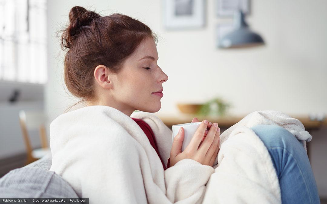 Dauer-Frösteln und Bibber-Kälte: 7 Warm-up-Tipps