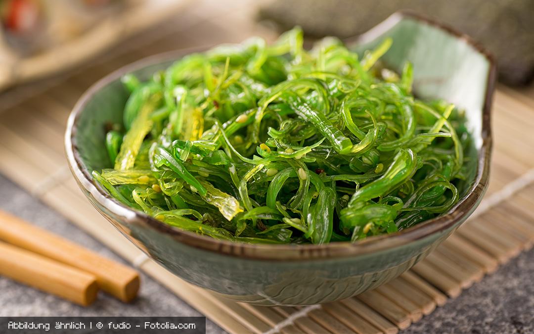 Trend-Food Algen