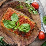 Vegane Gemüse-Lasagne