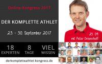 Der komplette Athlet Online Kongress Sport und Ernährung