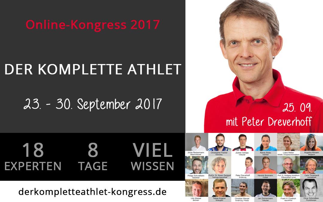 Kostenloser Online-Kongress: Der komplette Athlet