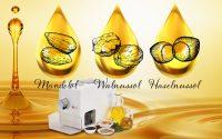 Öl selber pressen elektrische Ölpresse