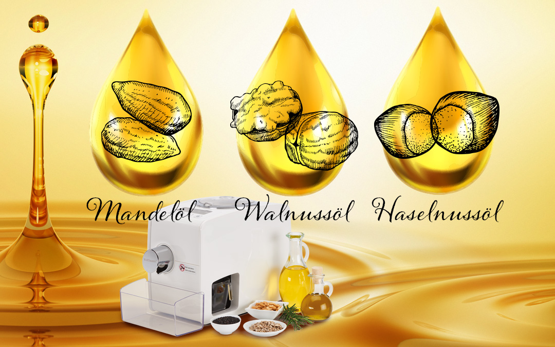 Ölsorten und ihre Eigenschaften
