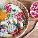 Smoothie Bowl Orange Kaki Boris Lauser