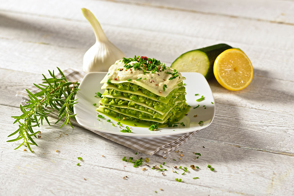 Detox-Sommer-Lasagne