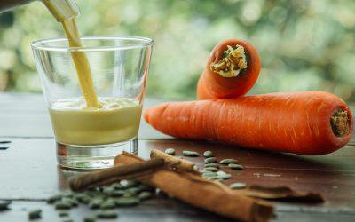 Haselnuss-Karotten-Milch von Boris Lauser